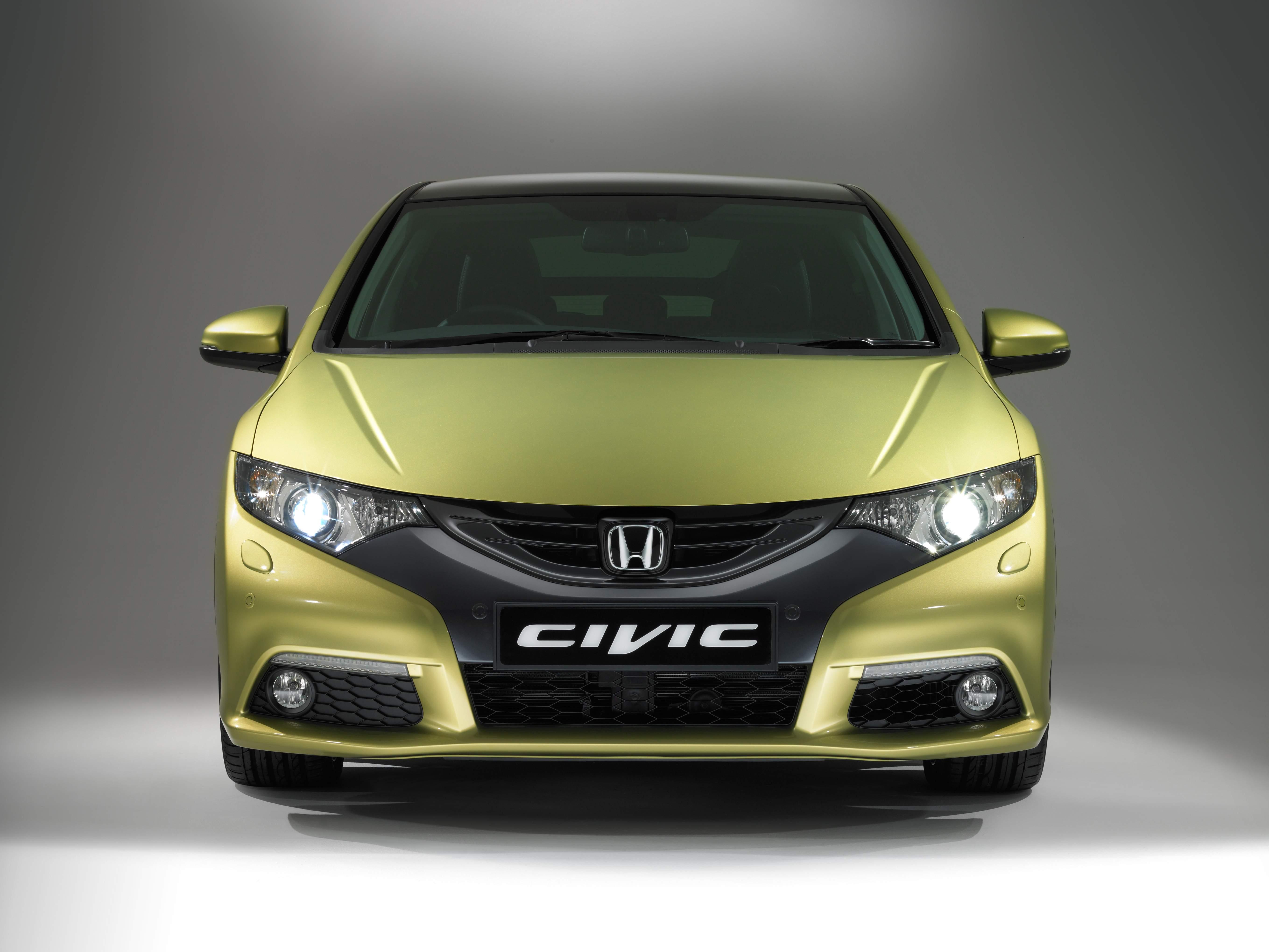 Honda launches new made in swindon civic swindon for Where are honda civics made