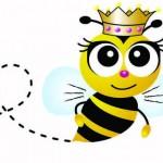 QueenBee1_strapline