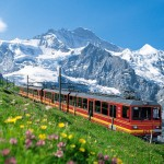 Kleine Scheidegg-Jungfrau Railway (2)