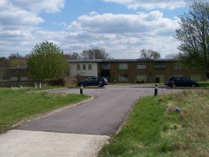 Residential units at former Royal Alexandra Hospital, Wroughton, go up for sale
