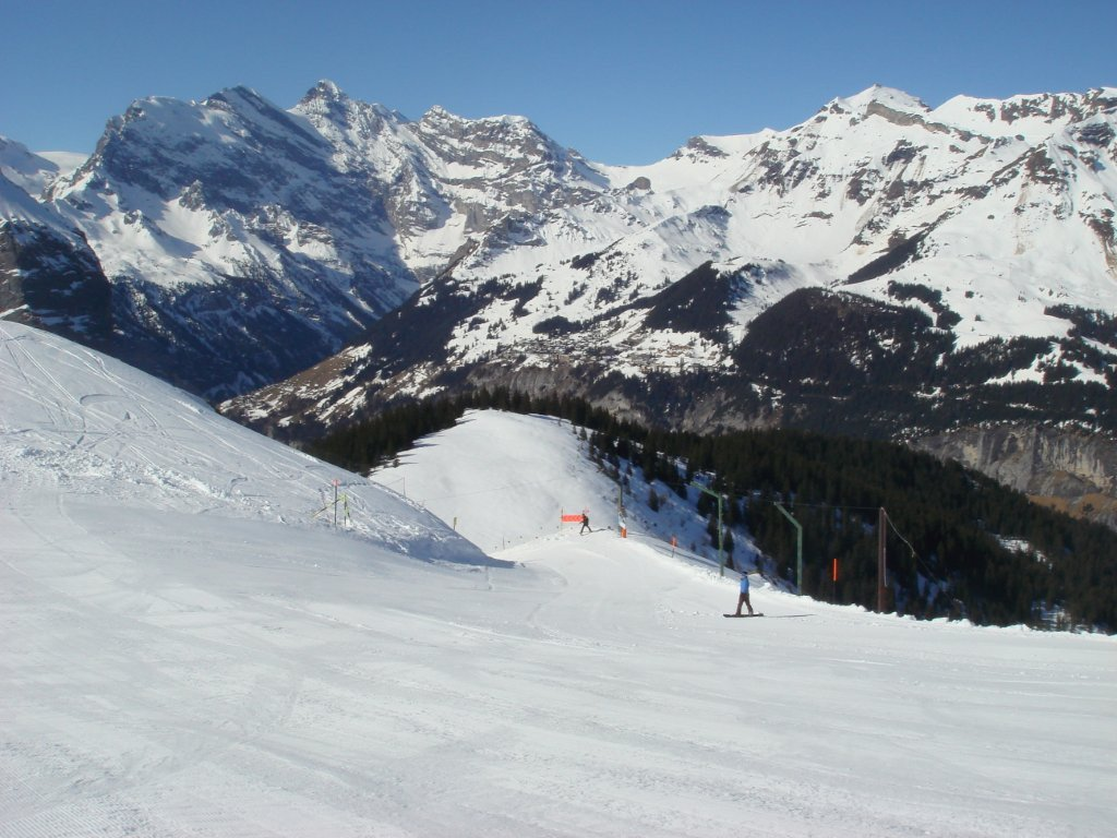 Travel: Challenge yourself on the slopes this winter