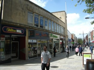 Borough Council invests in town centre retail property