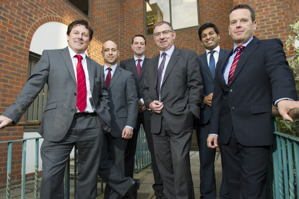 Quartet of new faces boosts Barclays corporate team in Swindon