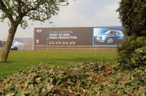 Swindon innovation helps BMW put latest Mini on the road
