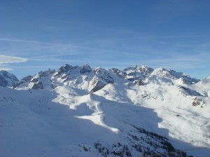 Travel: An apres-ski driving lesson that translates into a lot of fun