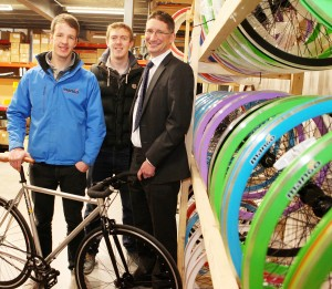 Enterprise Finance funding puts bike firm on path to growth