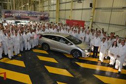 Double boost for town as latest Honda model starts production and BMW announces new jobs