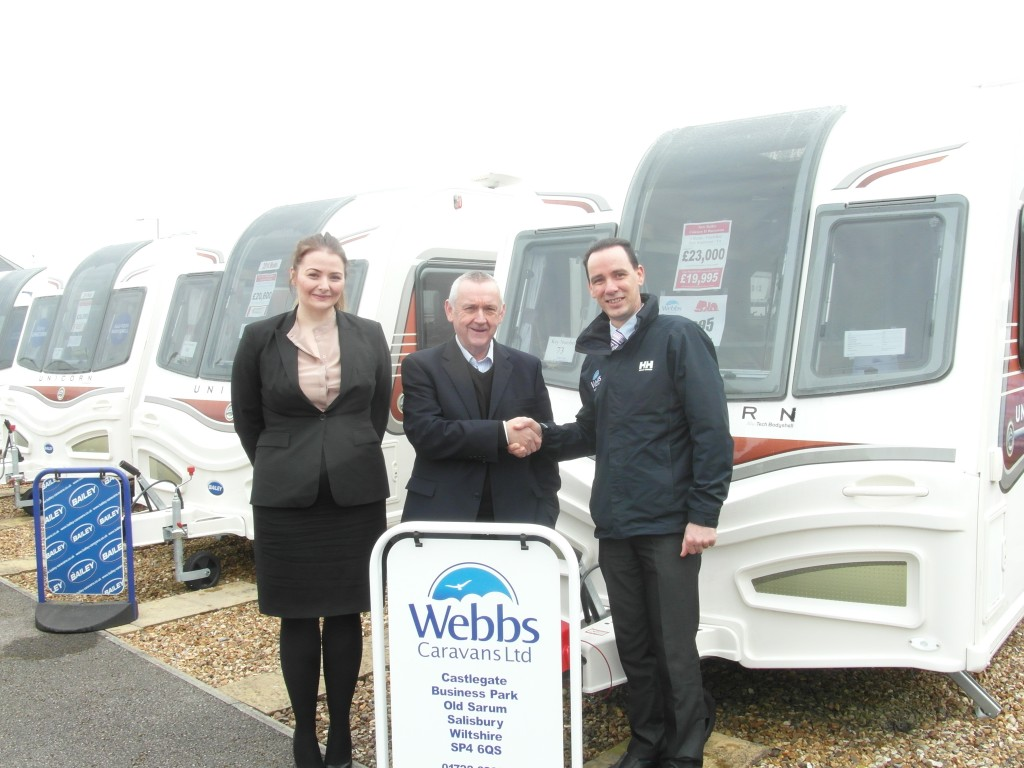 Caravan firm sale steered to successful completion by Watersheds
