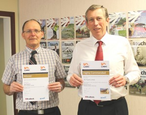 Excellence awards recognise Hill Homes' commitment to quality housebuilding