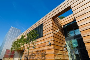 Sound victory in top awards for college music hall designed by Bath architects Mitchell Taylor