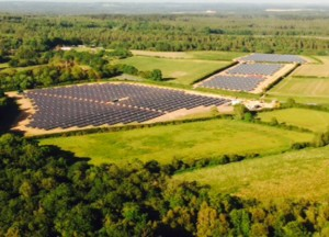 Sunny start for Good Energy's Dorset solar farm
