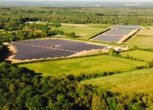 Sunny start for Good Energy's Dorset solar farm