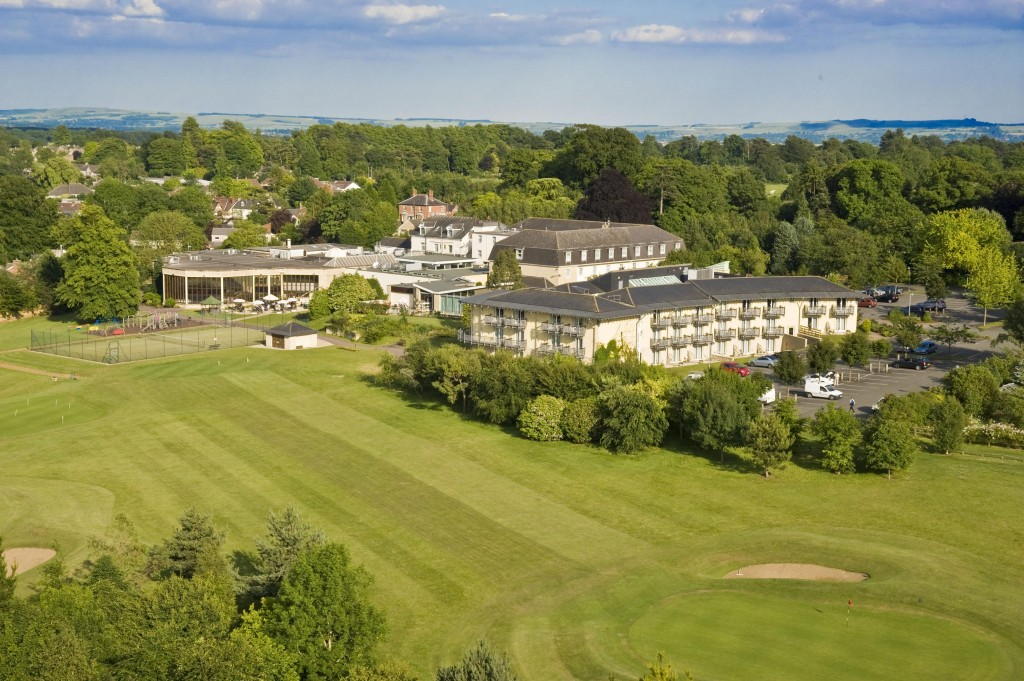 HSBC funds £0.5m upgrade for Blunsdon House Hotel