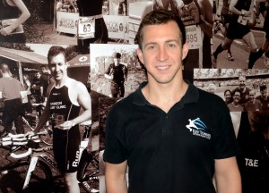 Swindon's GB triathlon hope backed by town's redheadpr agency