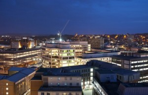 Swindon ranked among England's economic hotspots with potential for more growth