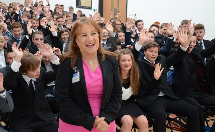 Swindon's UTC opens doors to first students who will become next generation of town's engineers