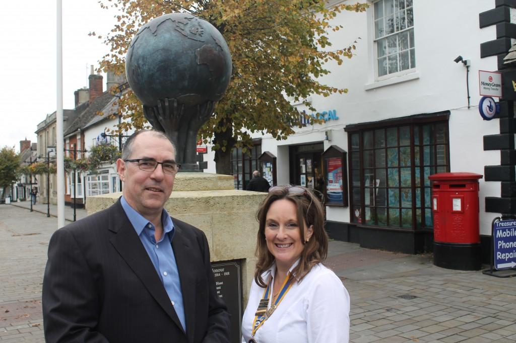 New arrivals Sensata supports Royal Wootton Bassett's Remembrance Charity Ball