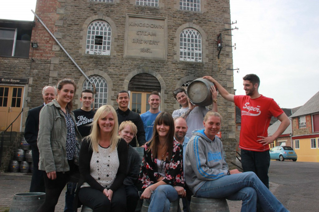 Arkell's-staged training sessions put town's pub licencees on course for better customer service