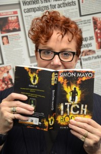RedheadPR helps school students get ahead in reading with donation of Simon Mayo novels