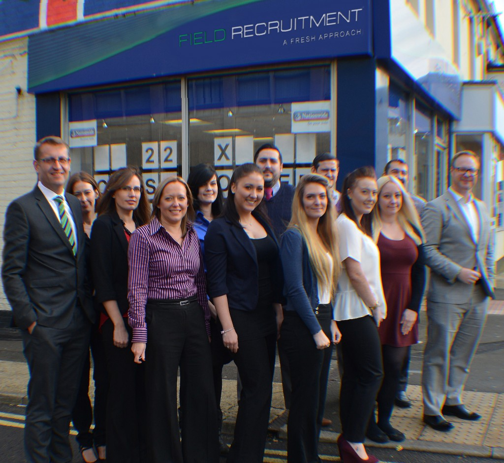 Leading Swindon recruiter marks 40 years in business – and promises bright future