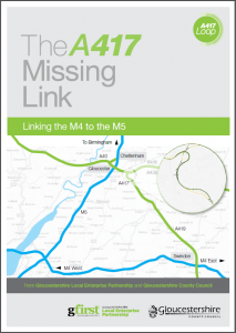 Warm welcome for Government pledge to find route to solving A417 'missing link' misery