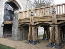 Tower of London projects make case for timber producer's use of mighty English oak