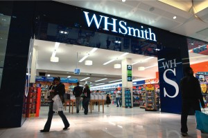 WH Smith says higher profits are in store despite slight fall in sales
