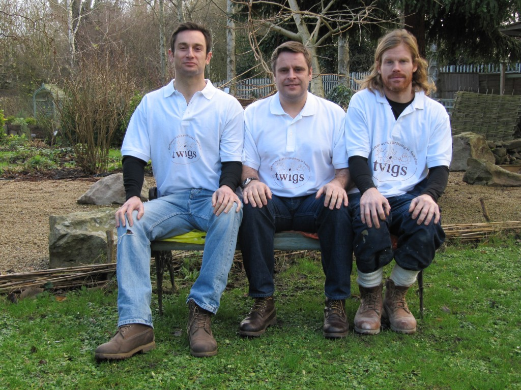 Peak performance by Swindon trio will raise funds for town's TWIGS mental health charity