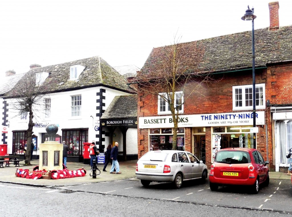 Retail recovery prompts sale of Royal Wootton Bassett shop