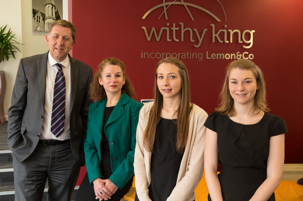 Withy King expands Wiltshire residential property team as market continues to recover