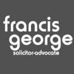Francis George Solicitor Advocate logo