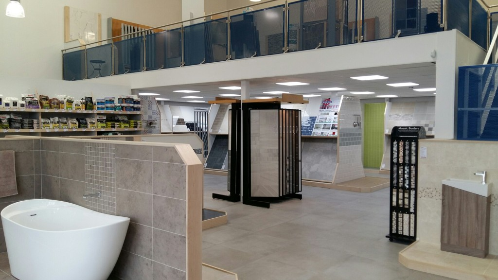 Tileflair opens 10th trade counter after long search for suitable outlet in Swindon