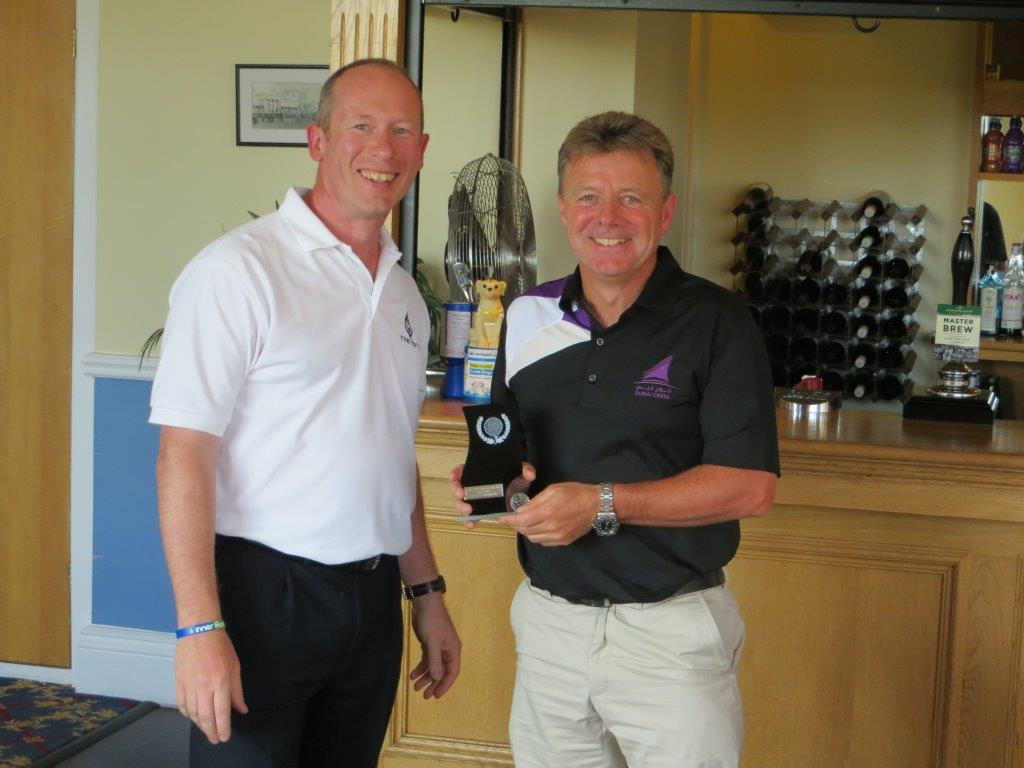 Swindon youth charity Inner Flame benefits from golf day