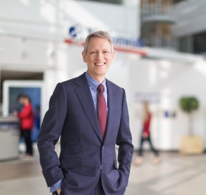 Top national award recognises Nationwide CEO's focus on people