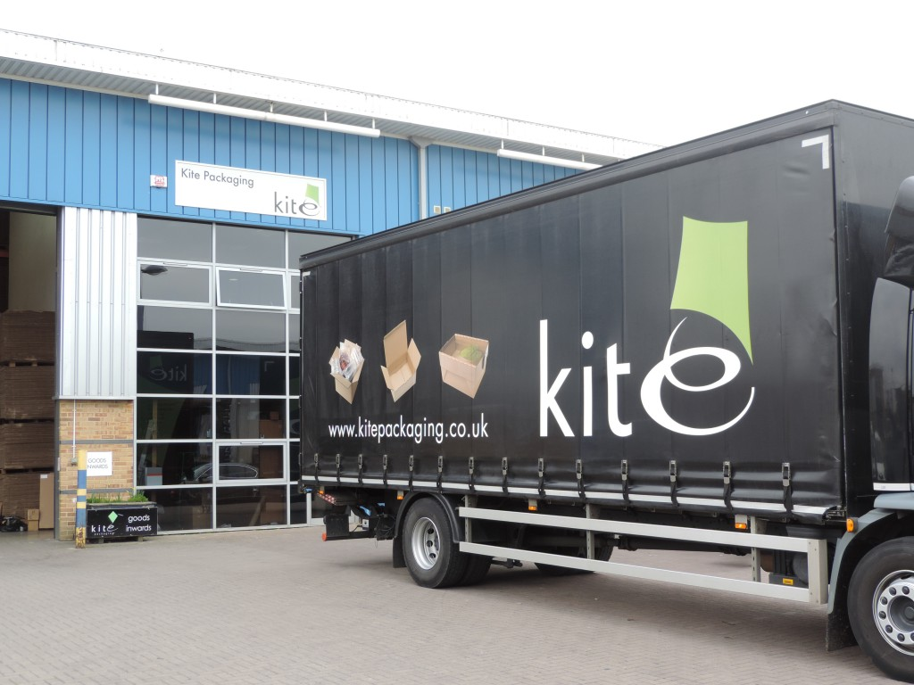 Kite Packaging soars into space as it opens larger Swindon operation