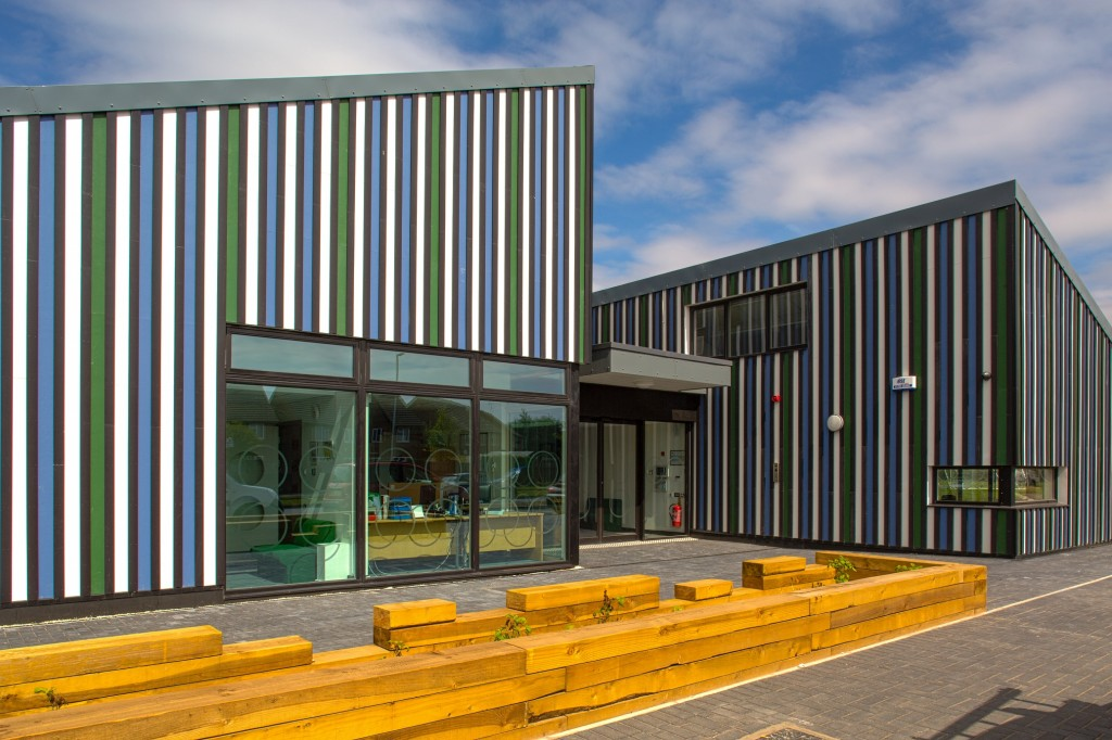 Beard achieves early completion for new Swindon primary school