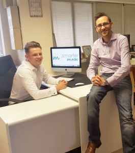 Marketing apprentice taken on by Smarter Media as growth continues