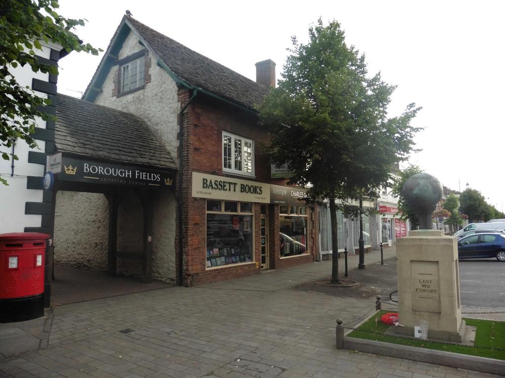 High Street shop unit bought by Royal Wootton Bassett Town Council
