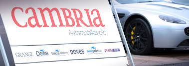 Acquisitions put car dealership group Cambria on road to strong growth