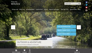 Top travel industry award shortlisting for VisitWiltshire's website