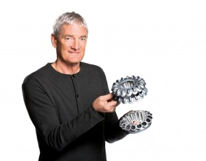 Chancellor pledges £16m to help power Dyson's research into new battery technology