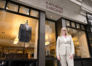 Thrings provides cutting-edge legal advice to help first female master tailor open on Savile Row