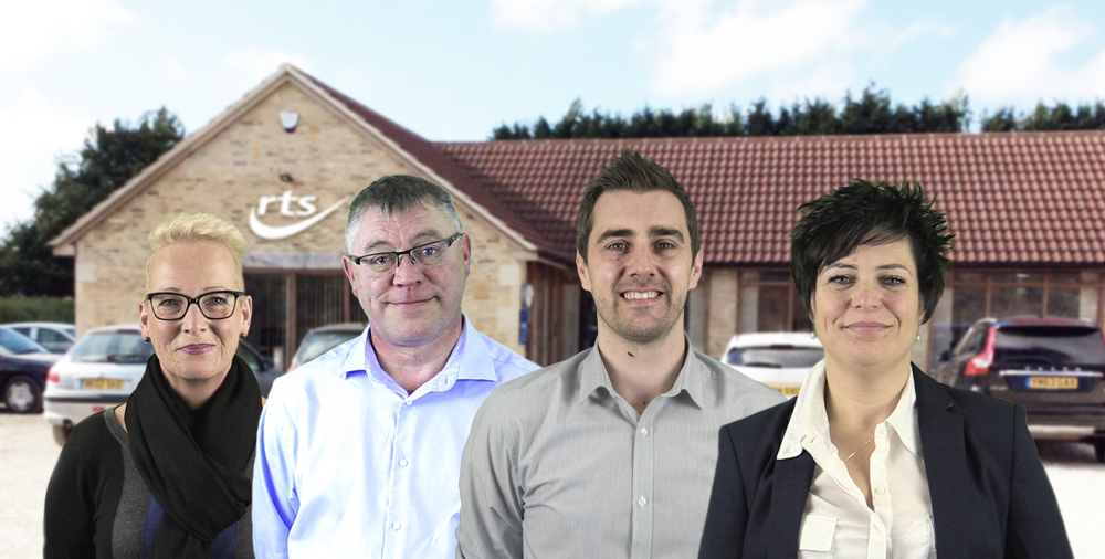Four new faces at automotive learning and development agency RTS Group