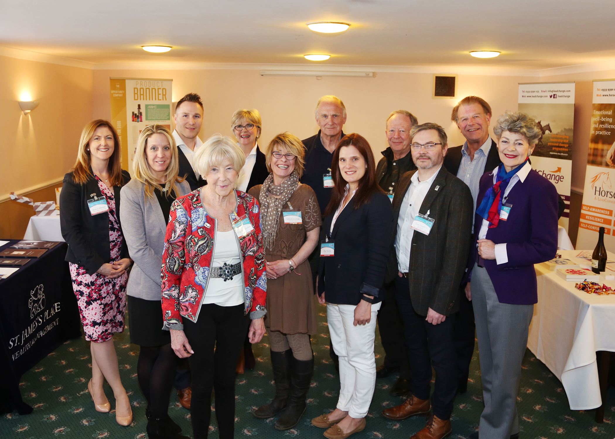 New format brings in new members for popular networking group