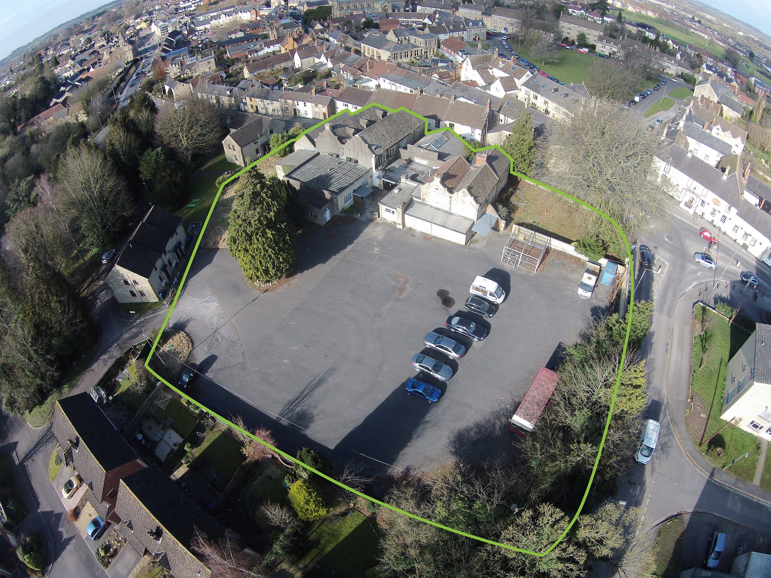 Historic Calne town centre site with redevelopment potential comes onto market