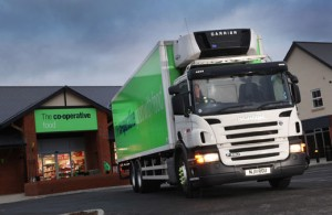 More growth in store for Wincanton as Co-op extends food logistics contract