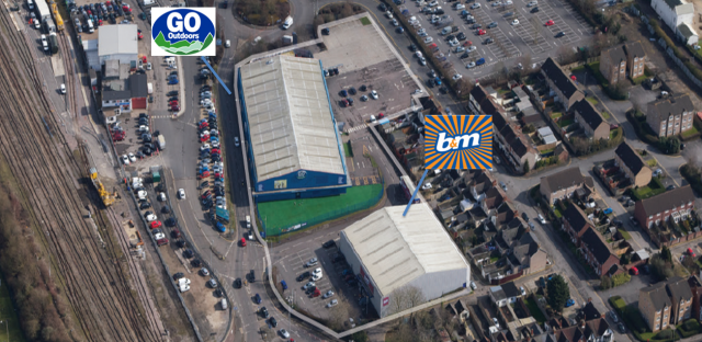 Major investment firm goes shopping for two Swindon retail units