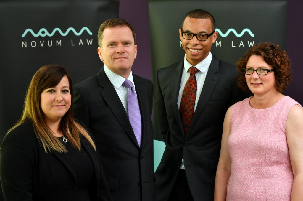 Novum Law recruits five more solicitors as demand for its specialist expertise grows