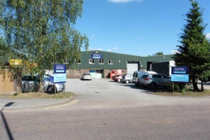 Warehouse last used as gym on popular business park could be good fit for fast-growing firm