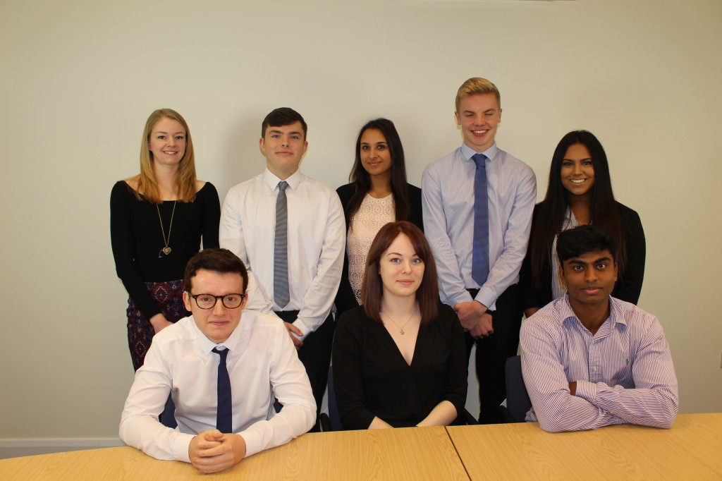 Latest graduate trainee intake gets to work at Monahans